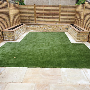 Backyard re-design