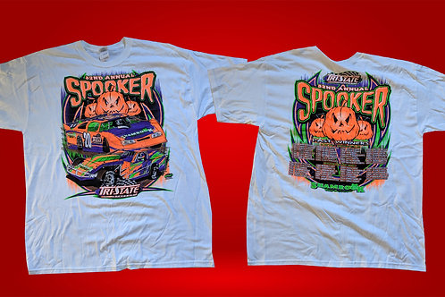 Vintage 2011 32nd Annual Spooker Shirt