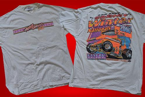 Vintage 2000 Winter Nationals East Bay Sprint Car