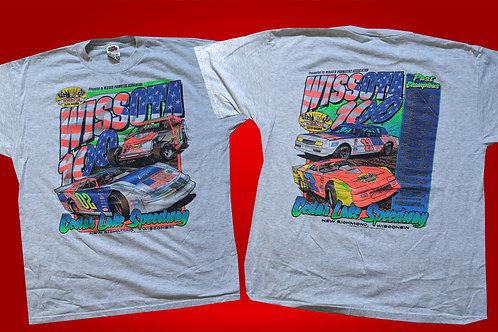 Vintage 2002 Wissota 100 Cedar Lake Speedway