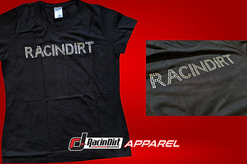 RacinDirt Womens Bling Shirt