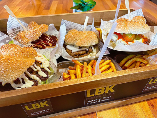 London Burger Kitchen Coming Soon At West Orchards