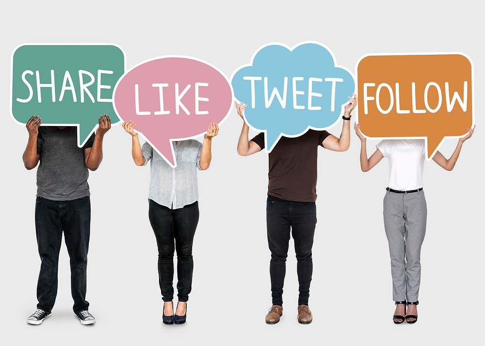 Share, Like, Tweet, Follow - How Can I Meet Other Business Owners In Coventry?