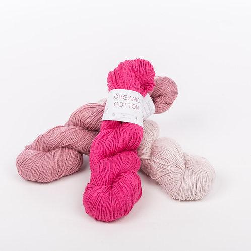 LAINES DU NORD Organic cotton