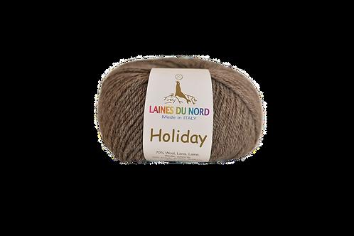 LAINES DU NORD Holiday colori neutri