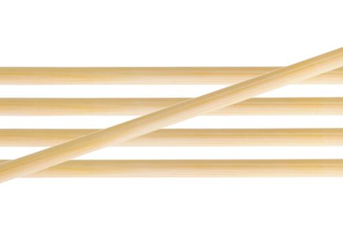 KNIT PRO ferri a doppia in bamboo punta 15 cm