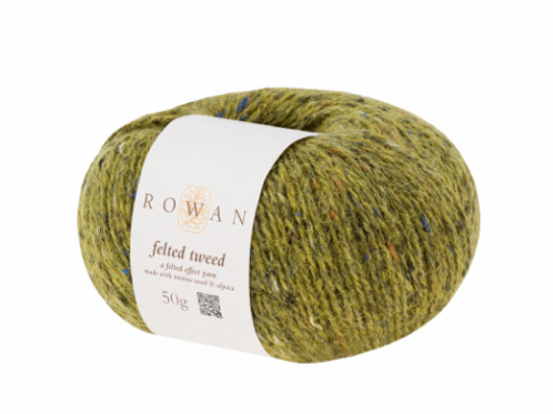 ROWAN Felted tweed colori freddi