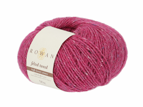 ROWAN Felted tweed colori caldi
