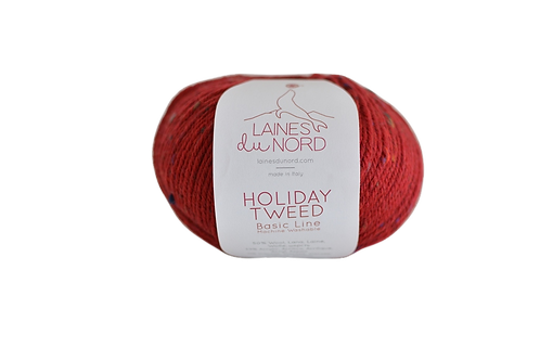 LAINES DU NORD Holiday Tweed