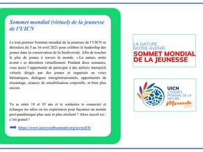 Sommet mondial (virtuel) de l'UICN