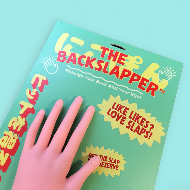 THE BACKSLAPPER