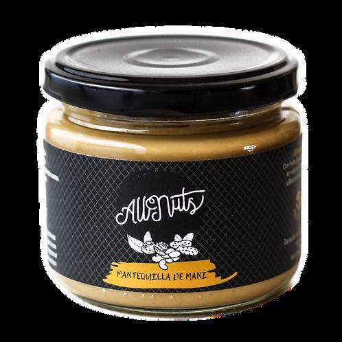 Mantequilla de maní Allnuts (200gr)