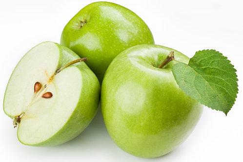 Manzana verde convencional