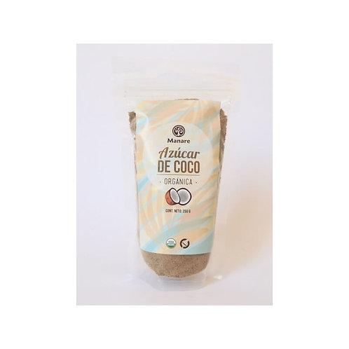 Azúcar de coco orgánica manare (500gr)