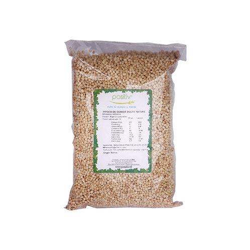 Pipocas de quinoa natural Positiv (120gr)