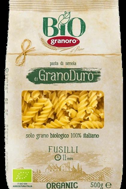 Fusilli Bio granoro orgánico