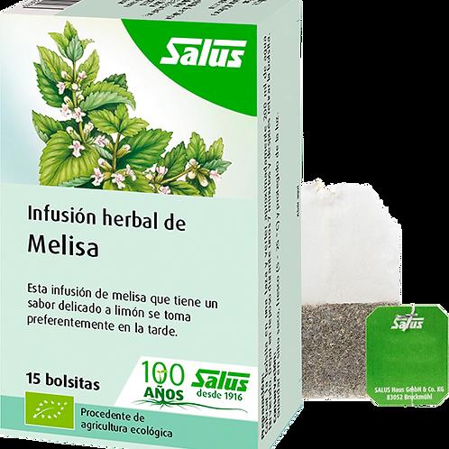 Infusión de Melisa orgánica Salus Flora (15 bolsitas)