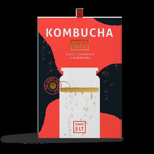Kombucha Kit - 5 litro