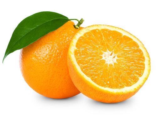 Naranjas orgánicas