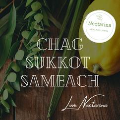 Nectarina - Happy Holidays Flyer