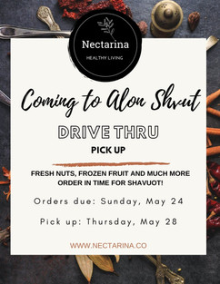 Nectarina - Flyer