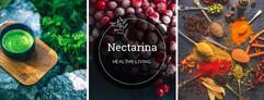 Nectarina - Facebook Cover