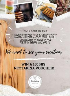 Nectarina - Giveaway