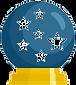 magic-star-ball-glass-icon-flat-style-ve