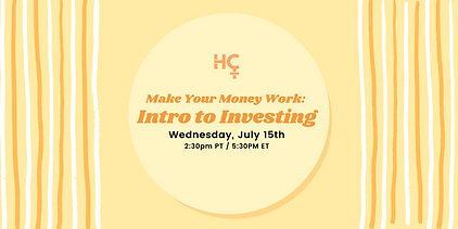 Make Your Money Work_ Intro to Investing