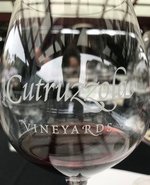 Great Pinot Noir with Cutruzzola Vineyards