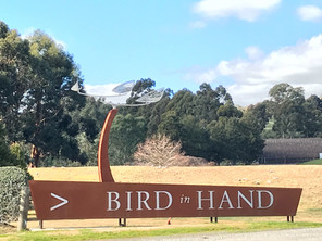 California to the Adelaide Hills, Bird in Hand Winery