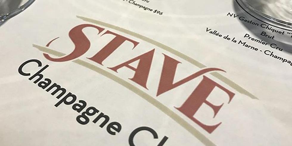 Stave Wine Bar tastings