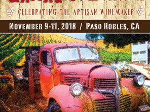 Garagiste Wine Festival Paso Robles 2018