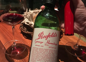 Wine Icon Penfolds Magill Estate Part 3