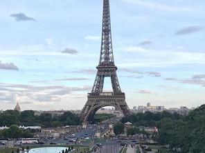 Jules Verne Eiffel Tower Paris