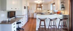 White Custom Cabinets Oakville