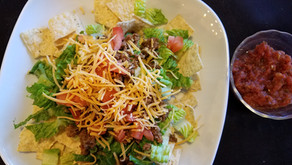 "A Fast & Healthy ""Diabetes Friendly"" Taco Bean Salad"