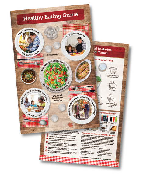 North American Healthy Eating Guide