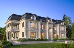 Chateau Estate Custom Home