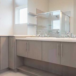 custom Bathroom cabinet