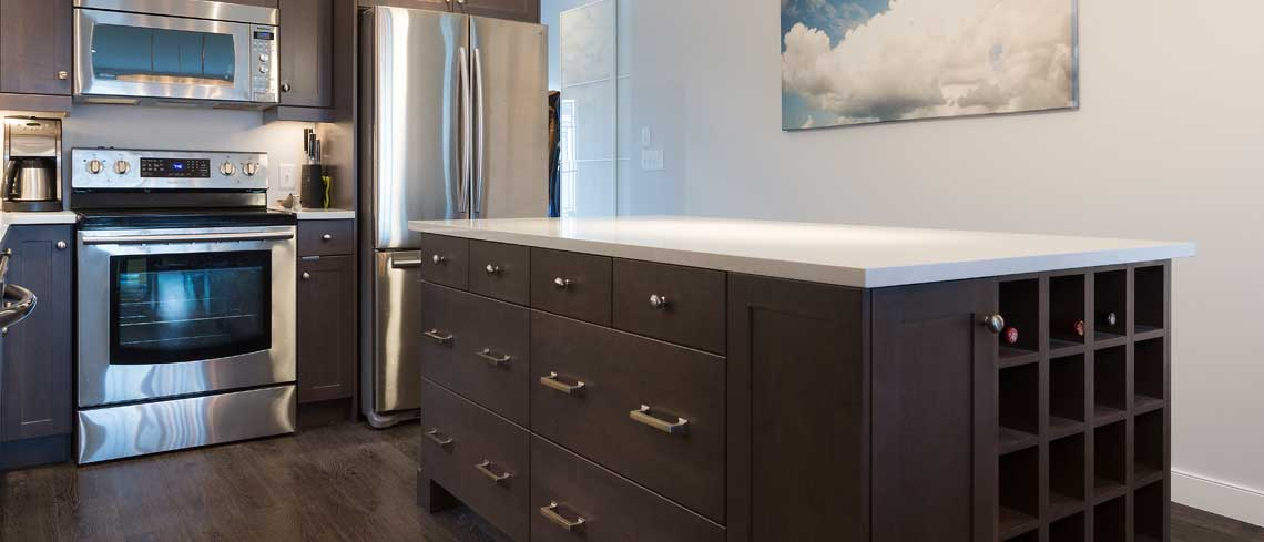 Quality custom cabinets burlington