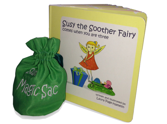Susy the Soother Fairy
