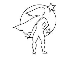 Girl Superhero silhouette.PNG