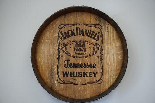 Jack Daniels Barrel Sign
