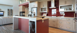Contemporary custom kitchens