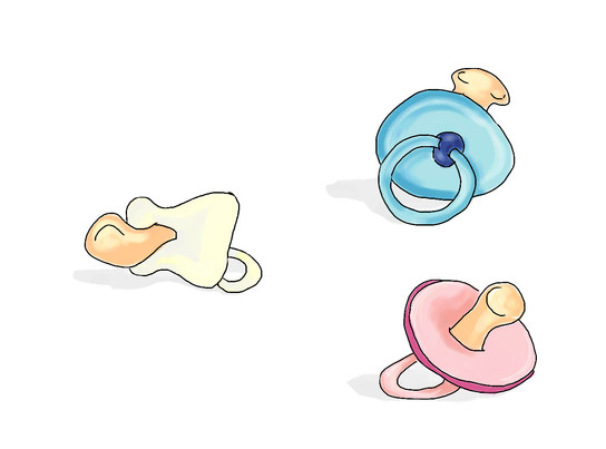 how to get rid of a pacifier