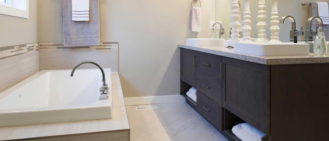 Custom Bathroom Cabinet Oakville