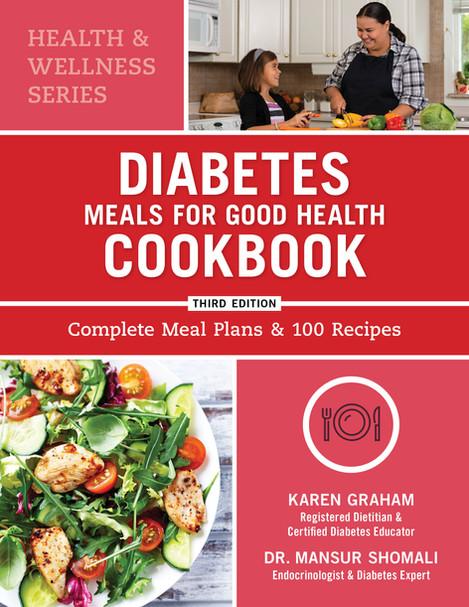 Diabetes Meals for Good Health Cookbook