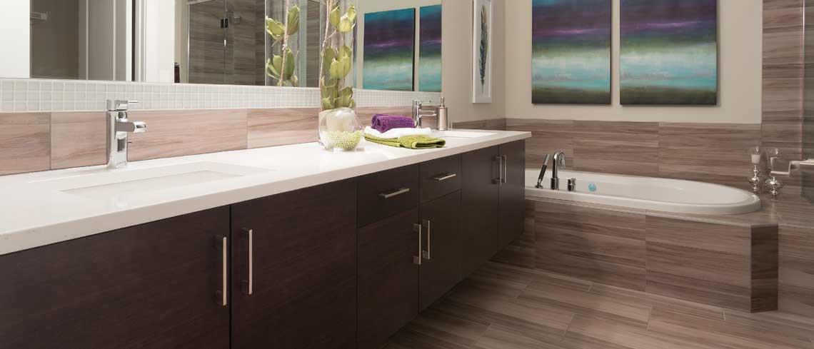 custom bathroom cabinets burlington