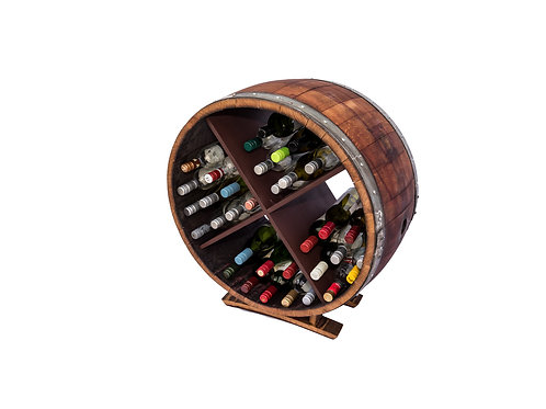 Cross Wine Rack